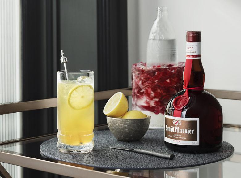 Grand Marnier Collins cocktail recipe