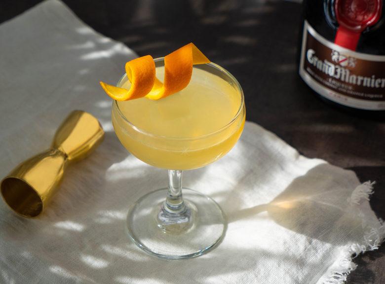 Grand Marnier Larchmont cocktail recipe