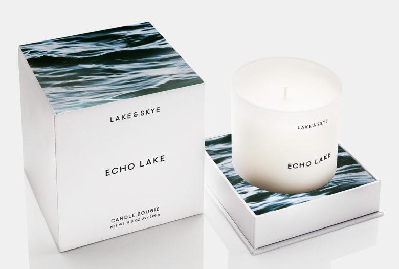 Lake & Skye aromatherapy candles