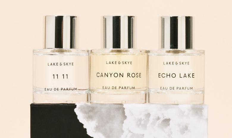 Lake & Skye aromatherapy fragrances