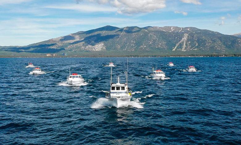 Lake Tahoe Sport Fishing best thing to do