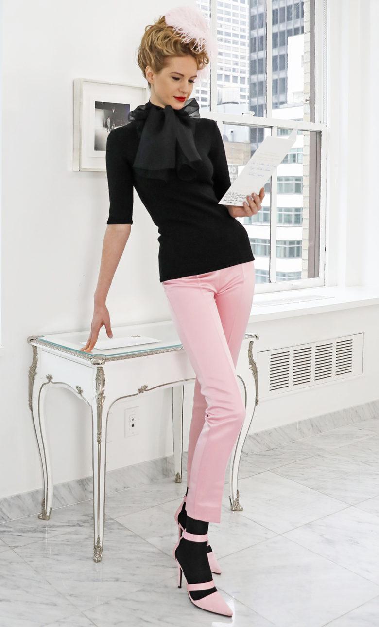 Paris Pink fashion from designer Zang Toi