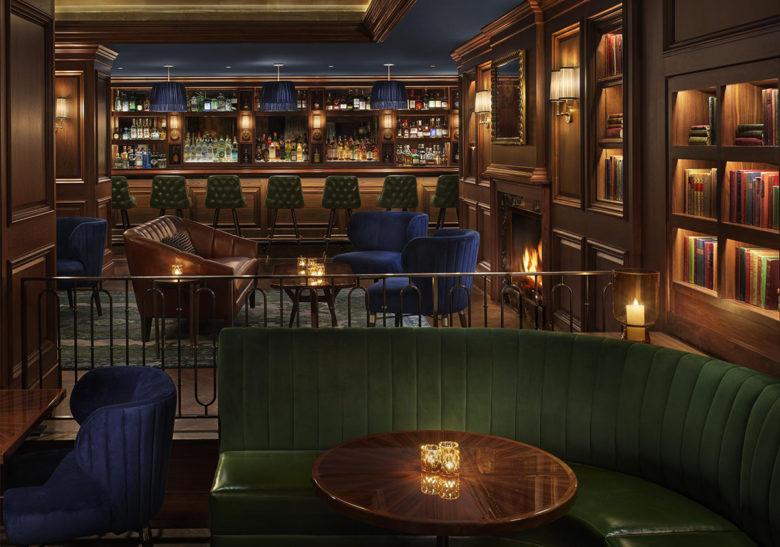 Street Bar at The Newbury Boston