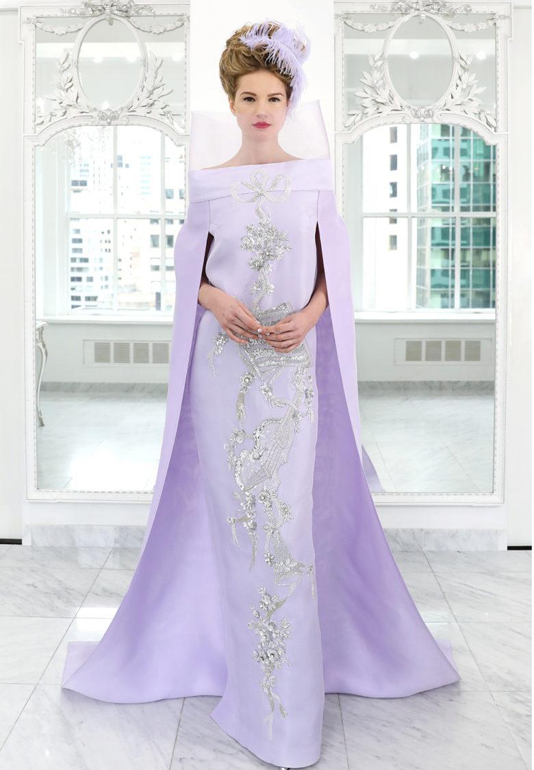 elegant fall 2021 fashion from Zang Toi