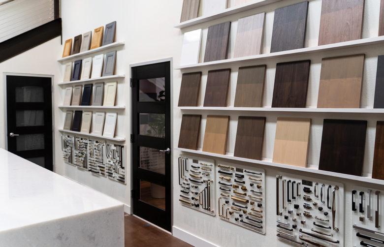 Cullum Homes design showroom in Scottsdale
