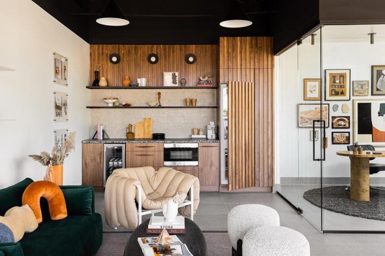 Iconic Design+Build interior design