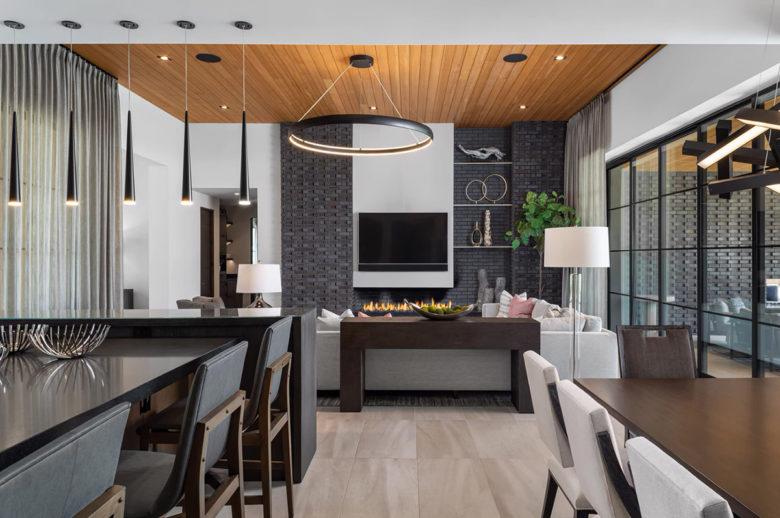 K & Q Interiors modern Phoenix design