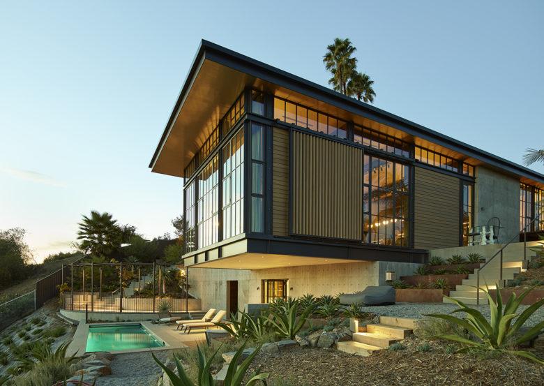 LA hills home Mutuus Design Studio