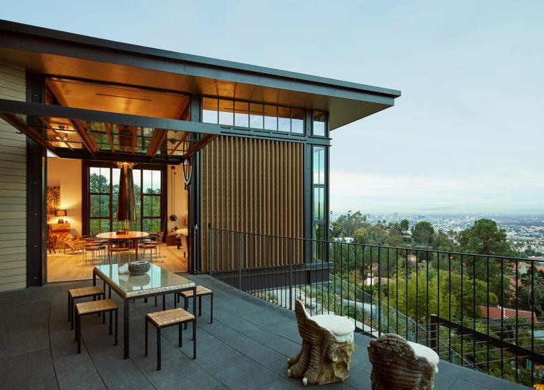 LA hills with a view Mutuus Design Studio