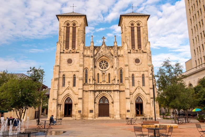 San,Fernando,Cathedral,San,Antonio,,Texas