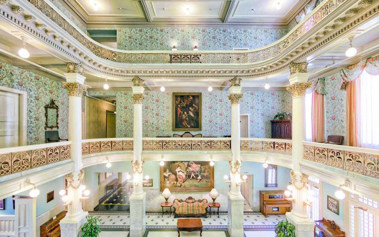 The Historic Menger Hotel San Antonio