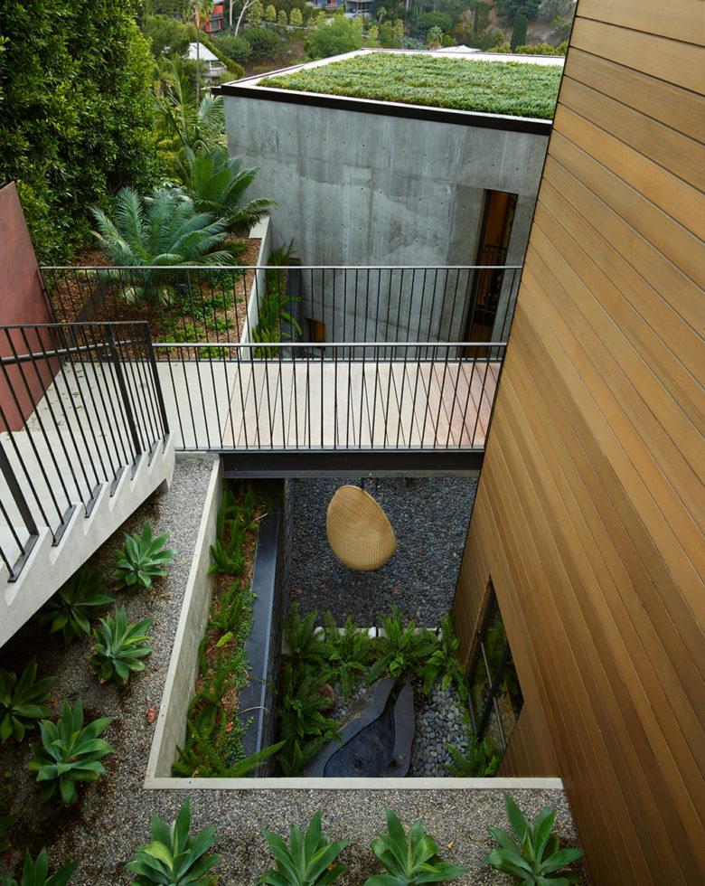modern LA home by Mutuus Design Studio