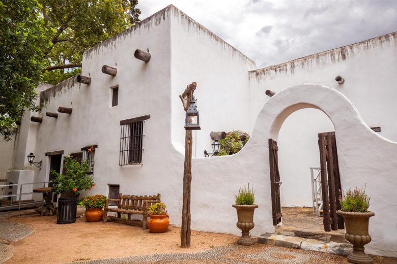 tour San Antonio Spanish Governor's Palace