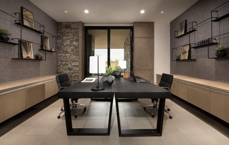 modern custom home design by Drewett Works